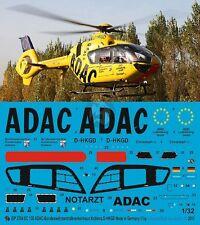 Peddinghaus 1/32 EC135 P2+ Rescue Helicopter D-HKGD ADAC BwZKrhs Koblenz 2784