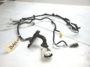2016 LEXUS IS300 FRONT DRIVER LEFT DOOR WIRE HARNESS WIRING Y1442