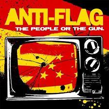 "ANTI-FLAG ""THE PEOPLE OR THE GUN"" LP VINYL NEU"