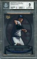 2008 bowman sterling #ckb CLAYTON KERSHAW dodgers rookie BGS 9 (9.5 9 9.5 9)