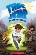 Time Jump: Back to the Stone Age (Popcorn Readers), Shipton 9781908351630 New..