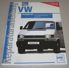 Reparaturanleitung VW Transporter T4 Diesel 4 + 5 Zylinder + Turbo 1,9 2,4 2,5!