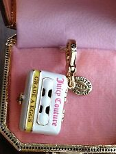 RARE & BRAND NEW! JUICY COUTURE EASTER EGG CARTON BRACELET CHARM IN TAGGED BOX