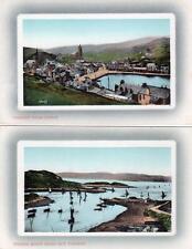 2 Tarbert unused  old pcs Alex Mitchell Loch Fyne V & S Ltd
