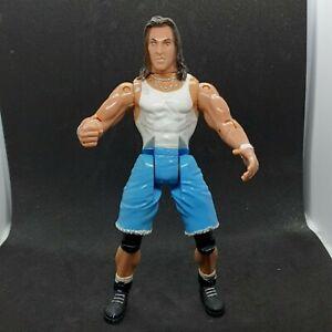 WCW Bruisers Superstar Wrestler Kidman Action Figure Toy Biz 2001