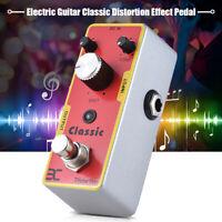 ENO TC-15 Mini Classic Distortion Guitar Effect Pedal True Bypass