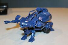 1984 GI Joe ARAH COBRA ASP A.S.P. 100% Complete Loose Cannon Gun VTG nice blue