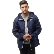 """Henleys Mens Palmerson Solid Jacket Navy - Small Chest 36-38"""""""