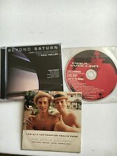 PAUL WELLER - SATURN + INTO TOMORROW PROMO + THE STYLE COUNCIL - LIFE AT A