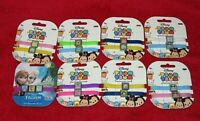 Disney ROXO Tsum Tsum Bracelets: Lot of 7 & 1 Frozen~All New~Buzz Elsa Pluto