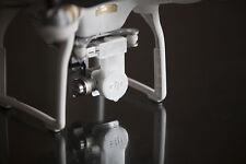 DJI Phantom 3 Pro & Adv CLEAR Gimbal Lock & Lens Cap (Pro & Adv only)