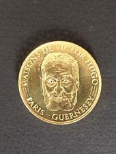 Monnaie de Paris maisons de Victor Hugo Paris Guernesey