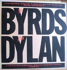 BYRDS  LP the birds play Dylan PROMO USA NM/M (VINYL)