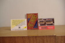 ~FIRE ENGINES~SERIES 3~COMPLETE SET~100 CARDS~MINT~