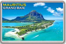 MAURITIUS - GRAND BAIE FRIDGE MAGNET SOUVENIR IMAN NEVERA