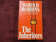 THE INHERITORS  BY  HAROLD ROBBINS (SMALL PB BOOK) #