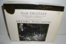 GD60251 Verdi Falstaff NBC Symphony Orchestra Toscanini 2CD Set