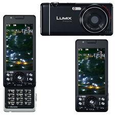 DOCOMO PANASONIC P-05C LUMIX 13.2MP BLACK MOBILE CELL PHONE SH-10C CA-01C