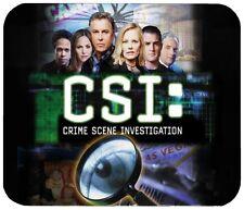 """CSI MOUSE PAD - 1/4"""" NOVELTY MOUSEPAD"""