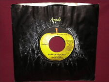 """Chris Hodge """"We're on Our Way/Supersoul"""" 45"""