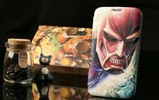 Coque case Samsung Galaxy Note 2 II Shingeki no Kyojin Attaque attack on Titan