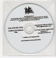 (FE812) You Ate My Dog, Caffeine & Sleeping Pills - DJ CD