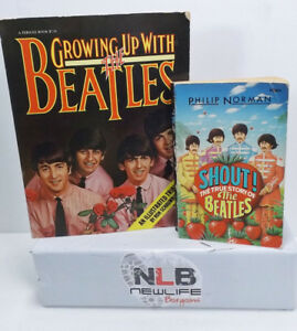 """Shout!: The True Story of the """"Beatles"""" & Growing up with the Beatles Books"""