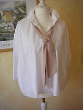 Hessnatur weiße Bluse Business Baumwolle oversized Gr. M TOP!!