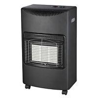 4.2Kw Portable Home Butane Fire Calor Gas Cabinet Heater With Regulator Hose