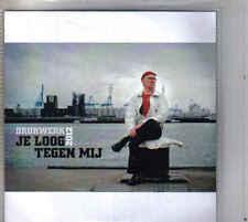 Drukwerk-Je Loog Tegen Mij Promo cd single