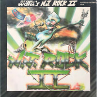 V.A. - 105.5 WDHA: N.J. Rock II (Vinyl LP - 1983 - US - Original)