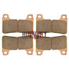Vorne Hinten Bremsbeläge Bremsklötze fo Honda CBR600RR CBR1000RR CBF600 N7 04-07