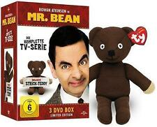 Mr. Bean - Die komplette TV-Serie (Limited Edition, inklusive Strick-Teddy 3DVDs