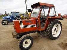Fiat 580, 580DT, 680 & 680DT Tractors Workshop Manual