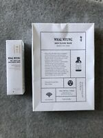 Whal Myung Inner Glow Moisturizing Serum & Skin Elixir Masks- New In Box