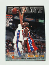 Kobe Bryant 1996 Lower Merion Rookie Card - Mint Condition