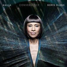 Boris Malia + Blank-CONVERGENCE CD NUOVO