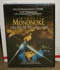 Princess Mononoke Dvd New