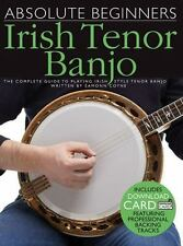 Absolute Beginners - Irish Tenor Banjo by Eamonn Coyne