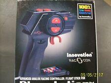 Playstation RAC-CON ANALOG Flight Racing CONTROLLER joystick control pad Negcon