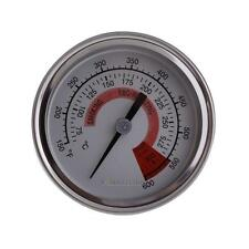 300 Degree Round Barbecue Grill Thermometer Temperature Gauge Meter  WT7n