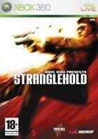 Xbox 360 - Stranglehold **New & Sealed** Official UK Stock