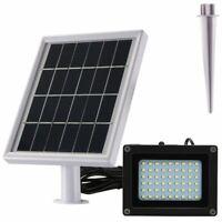 1X(Solar LED Light 500 Lumens IP65 Waterproofness Rating Perfect Solar Spot 8A2)