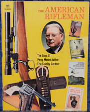 Magazine American Rifleman MAY 1971 MOSSBERG Model 810 RIFLE, RUGER Security-Six