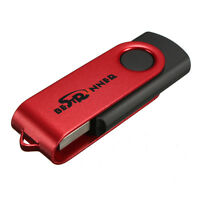 BESTRUNNER PENDRIVE USB 3.0 32GB CHIAVETTA PENNA CHIAVE FLASH MEMORY STICK RED