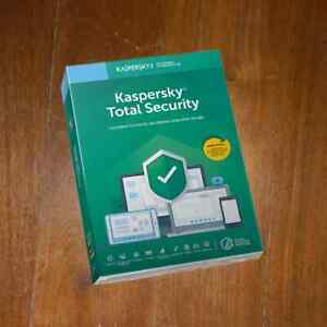 KASPERSKY TOTAL SECURITY  1 Device 12 Month 2021 NEWES.