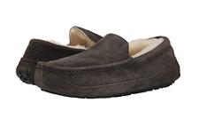 UGG Para hombre Zapatillas Ascot Mocasín 1101110 en Carbón Talla 7-12 Nuevo