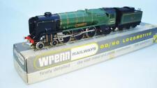 WRENN W2239 B.R.GREEN 4-6-2 REBUILT BULLEID EDDYSTONE 34028 EXCELLENT TO NR MINT