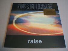 Swervedriver - Raise   ltd numbered transparent red vinyl lp reissue