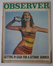 Observer Magazine - 14 April 1968
